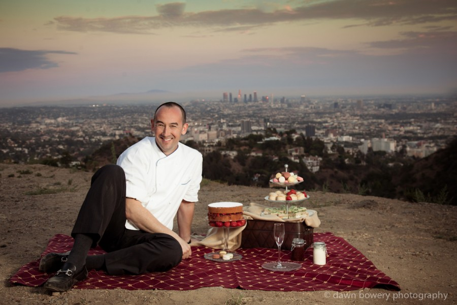 ashley james, chef, four seasons, runyon canyon